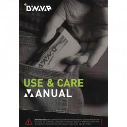 DYNAVAP VAPCAP - USE & CARE...